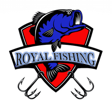 Royal fishing logo